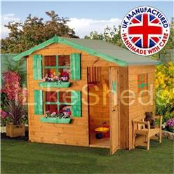 Cottage Playhouse - Double Storey - 7 x 5
