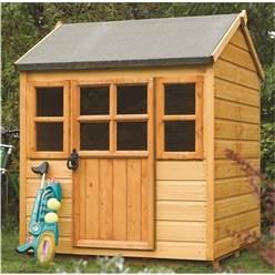 Nantwich Little Lodge Rowlinson Playhouse (1.25m x 1.18m)