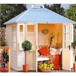 Chatsworth Nantwich Summerhouse (2.65m x 2.19m)