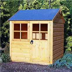 4 x 4 Superior Reverse Apex Playhouse