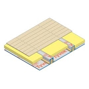 Roof, Floor And Wall Insulation Kit